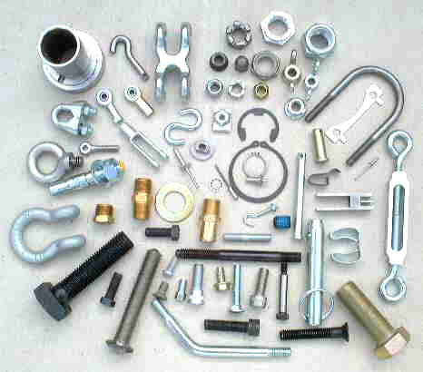 FASTENERS, MACHINED PRODUCTS and FORGED HARDWARE. SERVING THE OEM, AUTOMOTIVE, CONSTRUCTION and SERVICE INDUSTRIES